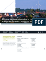 Integration of Renewable Energy Resources En
