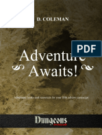 V3KS2 Adventure Awaits - Print Friendly