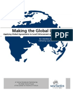 Making the Global Local (English)