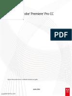 Manual Adobe Premiere Pro Cc 2014 Portugues Br