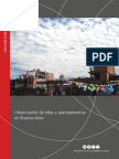 """""""Urbanización de villas y asentamientos en Buenos Aires"""""""