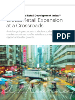 Global Retail Expansion at a Crossroads – 2016 GRDI