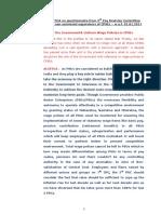 AIGETOA Questionnaire 3rd PRC