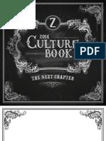 Zappos Culture Book