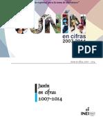 Junin Cifras 2000_2014
