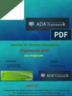 ADA Framework