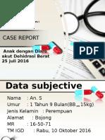 Case Anak DADB