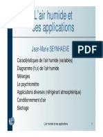 Air Humide Applications