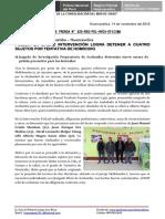 Nota de Prensa Nº 820 - 14oct16-c