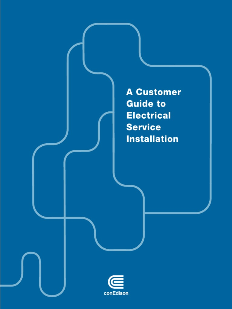 Electric Blue Book | Electrical Wiring | Specification (Technical ...