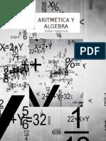 Aritmética y Algebra