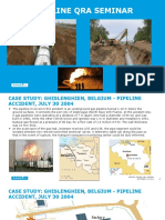 3.1 Ghislenghein Pipeline Accident (Case-study 1)