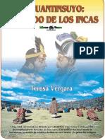 Vergara Teresa Tihuantinsuyo El Mundo de Los Incas
