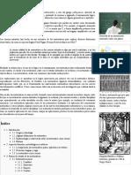 Matemáticas - Wikipedia, La Enciclopedia Libre