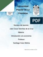 t2 Ie Sanchez Cj. Mercantilismo y Fisiocratas