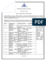 Software Apprentices in AAI Advt
