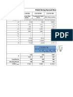 Relief Valve sizing Spreadsheet