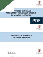 Presentación 3er Corte - Nuevos Productos y Mezcla de Mercadeo