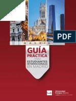 Guia Practica Para Estudiantes Internacionales en Madrid