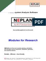 NEPLAN_ResearchModules