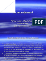 COURS Chap Recrutement