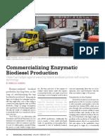 Enzymatic Biodiesel Magazine