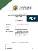Coaching Monografia