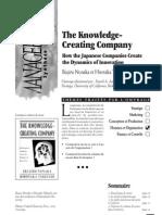 Knowledge Company
