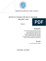 Proyecto Capacitor