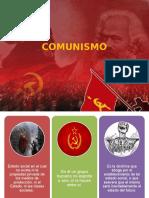 Comunism o
