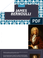 James Bernoulli
