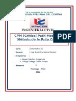 Informe Cpm