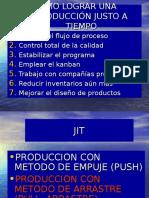 Produccion Justo a Tiempo