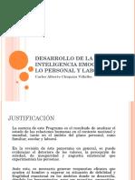 Desarrollo de La Inteligencia Emocional en Lo Personal(1)