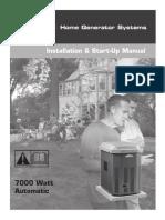 7kW B&S Installation Manual