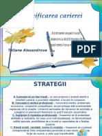 Strategii Planificare cariera.ppt