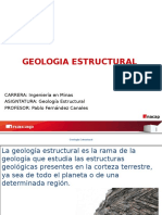 1 Clase Geologia Estructural