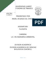 Epistemología Sobre La Ciencia.