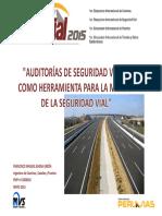Auditoria  de seguridad viaria