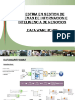 Datawarehouse II