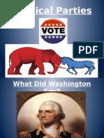 political parties 2016