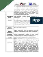 Desarrollo de Software (Contenido Programatico)(1)