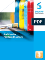 Solvay Paint Additives