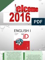 Ingles 1 Diapositivas Octubre Semestre i