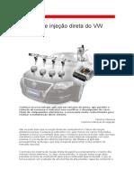 Sistema de Injeção Direta Do VW Passat