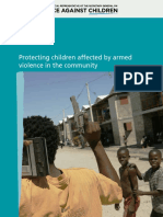 SRSG Armed Violence Publication Web