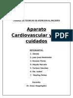 Resumen Sistema Cardiovascular y Sus Cuidados