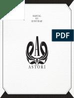 Manual ASTORI