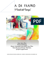 """Drama """"EL Túnel del Tiempo"""" editado"""