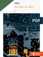 La Navidad Para Un Nino en Gale - Dylan Thomas